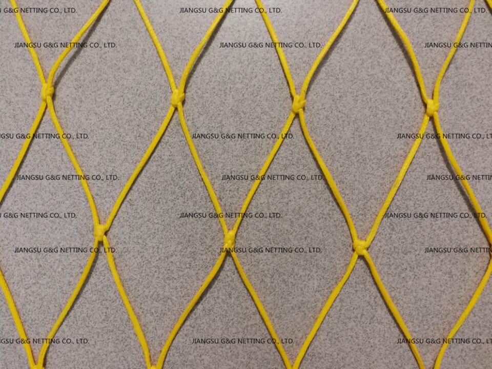 超高分子聚乙烯編織有結網 3