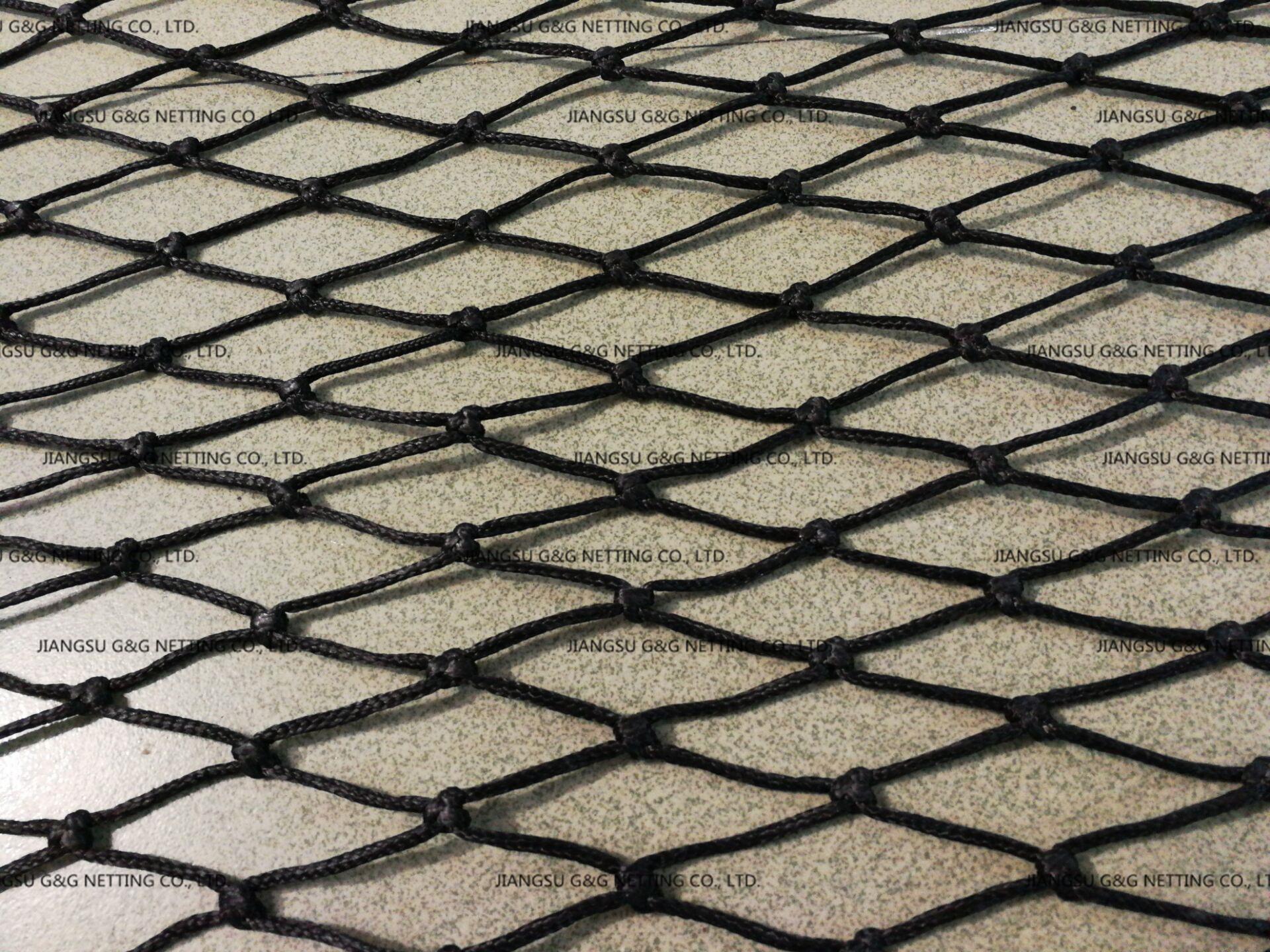 超高分子聚乙烯編織有結網 5