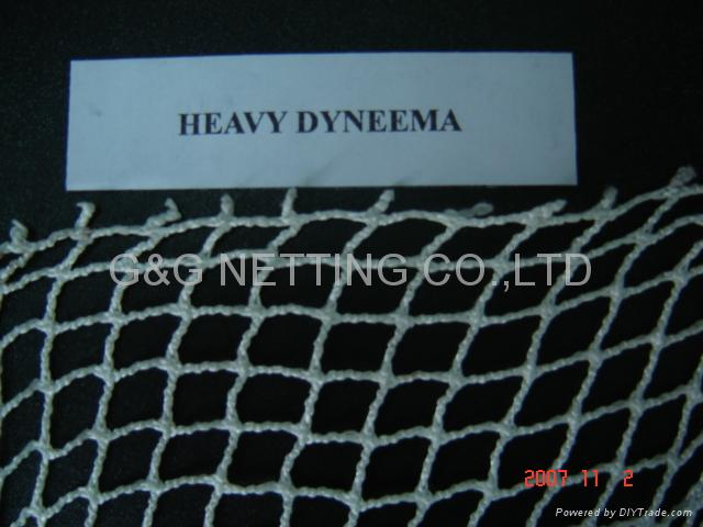 UHMWPE KNTOLESS NET AND NETTING 2