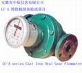 LC-11型橢圓齒輪流量計