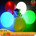 LED lighting up flashing balloon led