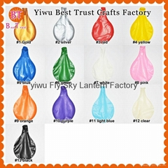 36 inch giant latex balloon big helium gas ballons