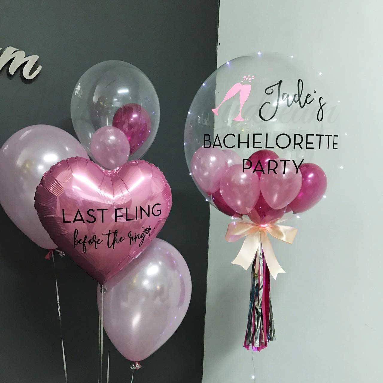 Transparent round balloon wedding Party  decorative clear  ballons 5