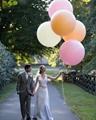 36 inch giant round latex balloon big helium gas ballons 5
