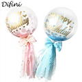 Transparent Bubble Balloons  Ball For Birthday Party  Kids Cake balloons 2