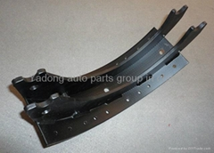 4719 brake shoes for american market