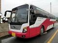 daewoo bus,kia,hyundai bus,korean buses