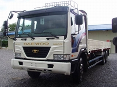 used cargo trucks