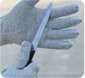 迪耐码PU防切割手套