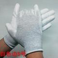 碳纤维防静电手套