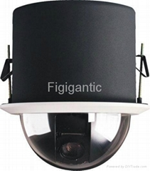 SDI speed dome camera(in