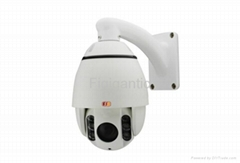 "4""HD-SDI IR Mini Speed Dome Camera and PTZ"