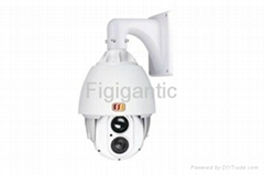 300M Laser Defog High Speed Dome Camera and PTZ