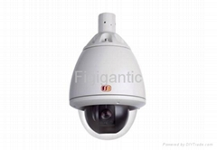 High-speed Outdoor Dome Camera and PTZ