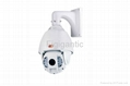 High-speed IR Dome Camera and PTZ 1