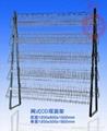 商場CD圖書展示鐵制貨架 4