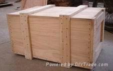 上海木箱包装箱