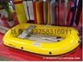 pvc充气游艇刀刮涂层气密布