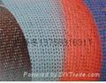 pvc喷绘网格彩色布