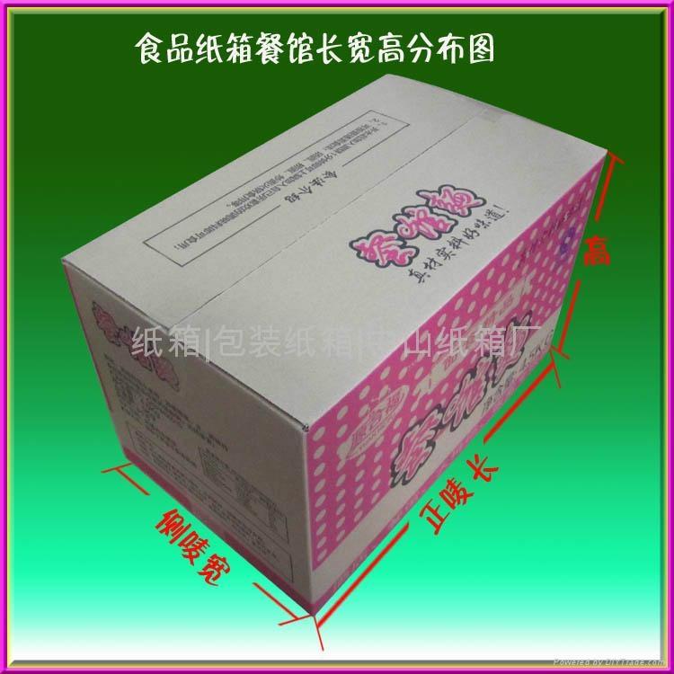 类别: 包装印刷,纸业 / 包装制品 / 纸类包装制品 标签: 食品纸箱