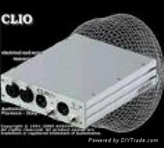 CLIO10标准版 扬声器测试仪