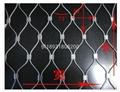 偉業不鏽鋼壓扣型鋼絲繩網