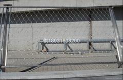 绿色316新型不锈钢绳围栏网