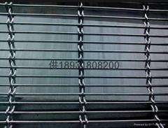 表面抛光型不锈钢幕墙装饰网