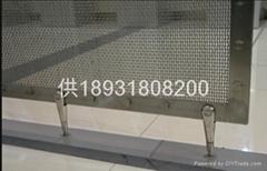 合股7x7不鏽鋼樓房陽台防盜網