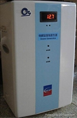 電解式臭氧發生器