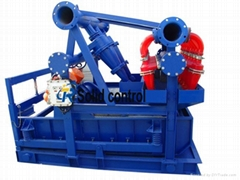Mud Cleaner Drilling waste management pitless system