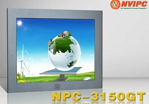 15寸工業觸摸平板電腦 NPC-3150GT 1