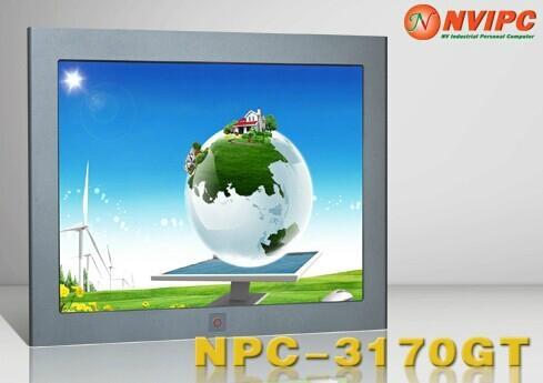 17寸工業觸摸平板電腦 NPC-3170GT 1