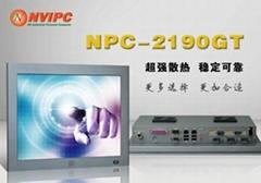 19寸PCI擴展工業觸摸平板電腦 NPC-2190GT