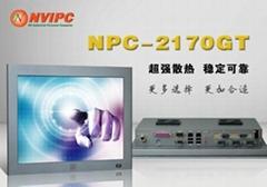17寸PCI擴展工業觸摸平板電腦 NPC-2170GT