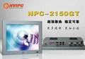 15寸PCI擴展工業觸摸平板電