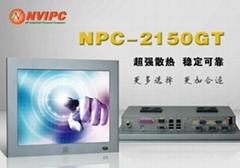 15寸PCI擴展工業觸摸平板電腦 NPC-2150GT