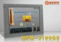 19寸機架式工業顯示器 NPM
