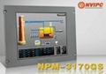 17寸機架式工業顯示器 NPM