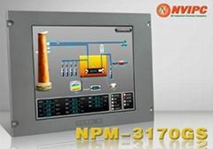 17寸機架式工業顯示器 NPM-3170GS