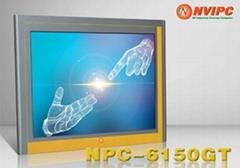 15寸工业触摸平板电脑 NPC-6150GT