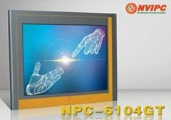 10.4寸工業觸摸平板電腦 NPC-6104GT