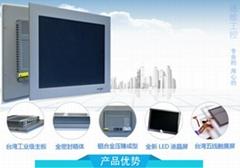 15寸嵌入式工業顯示器 NPM