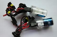 汽车疝气灯泡大灯H1 H3 H7 H8 H9 H10 9005 9006 HID氙气灯
