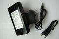 大容量聚合物可充电锂电池 12V 9800mAh 移动电源后备电源DC 1298A  4