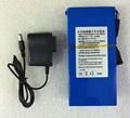 ABENIC大容量聚合物可充电锂电池 12V 18000mAh 移动电源后备电源DC-121800