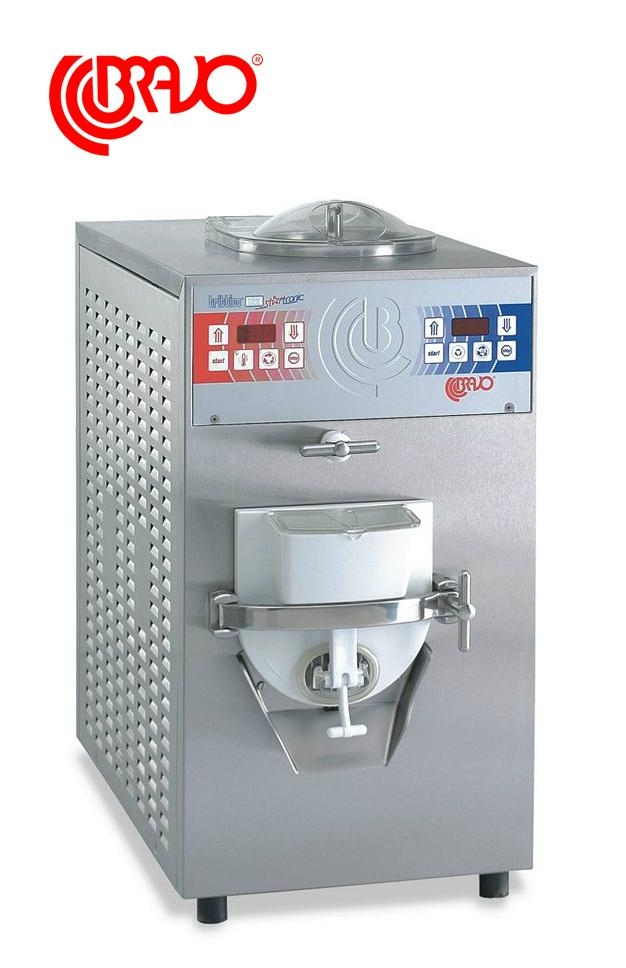 Bravo 3合1功能硬冰淇淋機