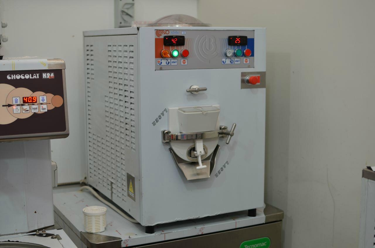 Bravo 2合1硬冰淇淋機 1