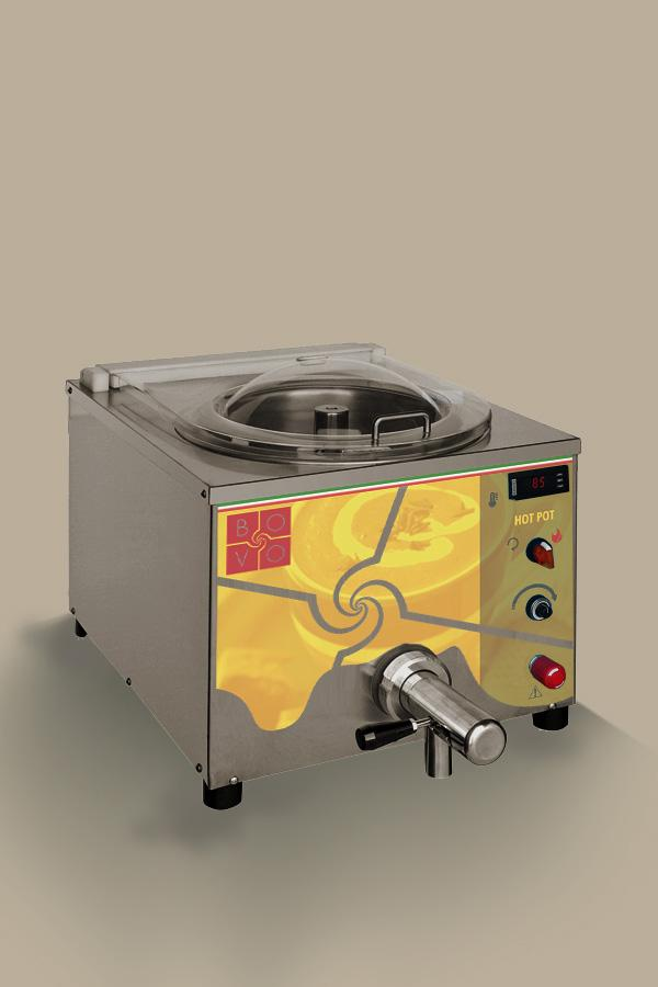 COUNTER PASTEURIZER