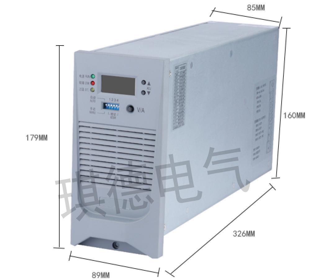 直流屏监控模块SEC-JK05控制器SEC-JK07 3